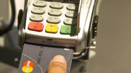 MasterCard Reveals Next-Generation Card With Built-In Fingerprint Reader