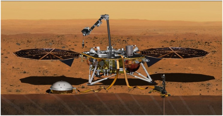 Mars: 56 Years of Exploration from Mars I to InSight
