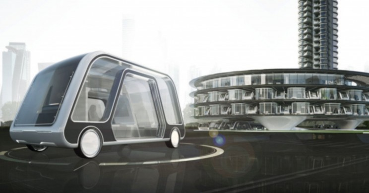 Your Hotel On The Wheels- Autonomous Vehicles as Hotel Suites are Getting Developed