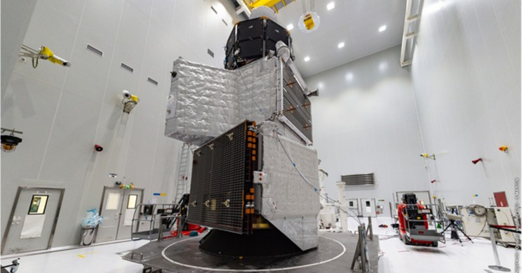 Next Stop Mercury: BepiColombo's Ion Drive is the Most Powerful In Space