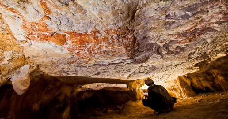 Scientists Uncover World's Oldest Cave Drawings in Borneo
