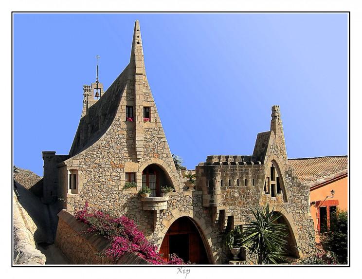 celler Guell Gaudi