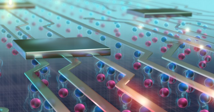 New Properties of Excitons Discovered That Can Lead to Energy-Efficient Electronics