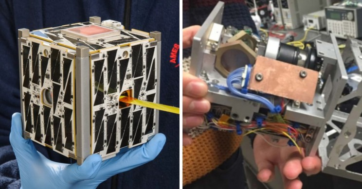 MIT Researchers Design Laser-Pointing Platform for Launching