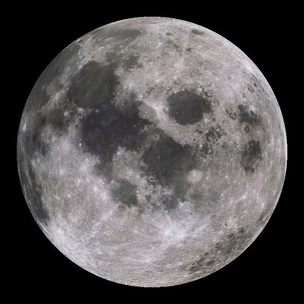 New Study Shows the Moon Used to Have an Atmosphere