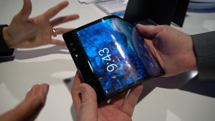 The First Flexible, Foldable Phone + Tablet is Finally Here