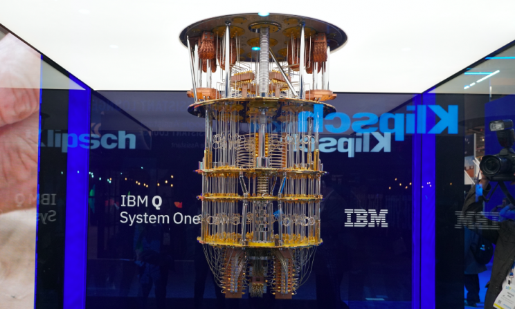 IBM Reveals Major Performance Gain For IBM Q System One
