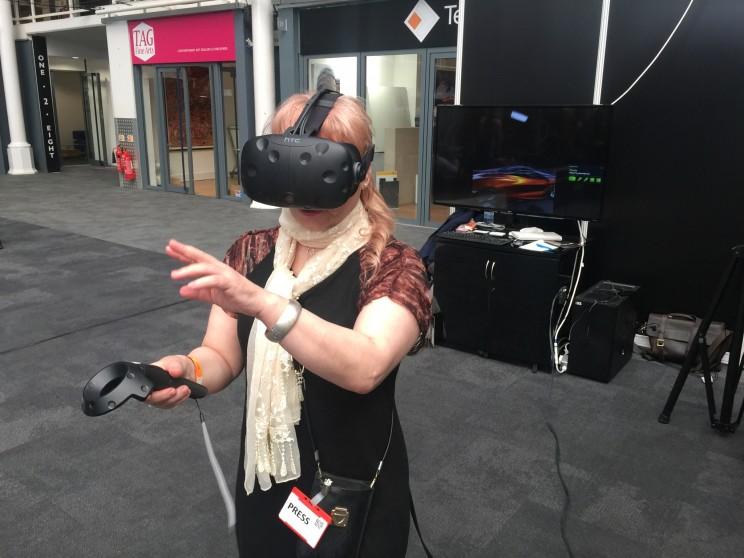 virtual reality susan