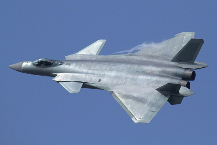China's Advanced J-20 Stealth Fighter Jet Has Been Put Into Military Service