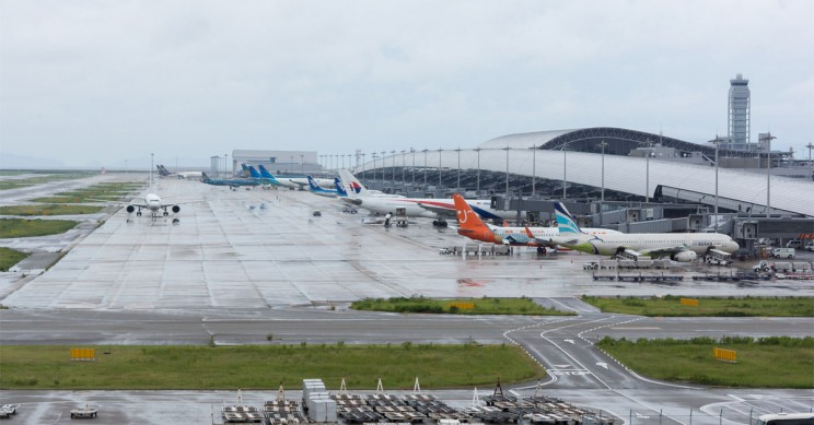 Kansai Airport: The World's Longest Airport