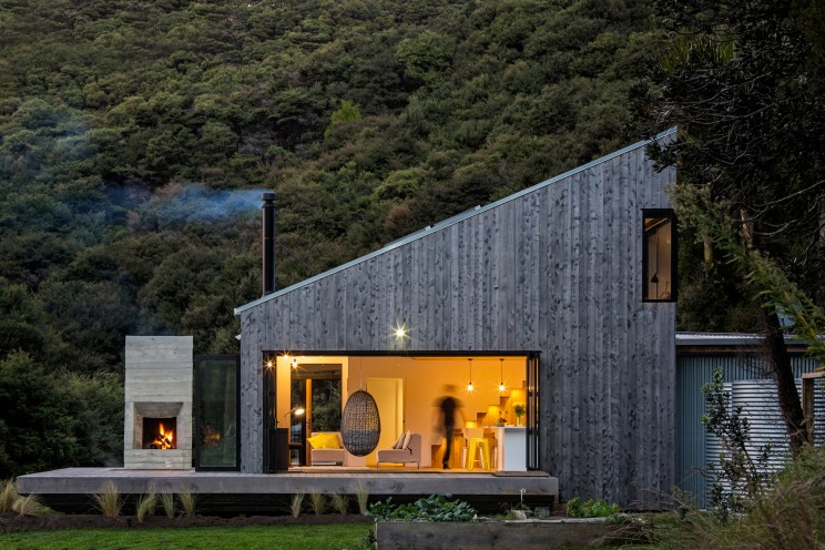 This Stunning Luxury Cabin Was Built Using Locally Sourced Materials