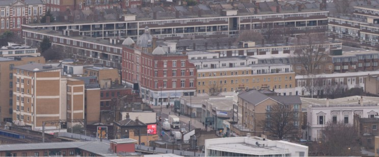 A Divine-Gaze Over London: Stunning Gigapixel Time-lapse