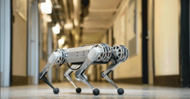 This Awesome Four-legged Robot Does Backflips at MIT