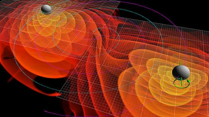 Scientists Just Detected Gravitational Waves from Colliding Neutron Stars