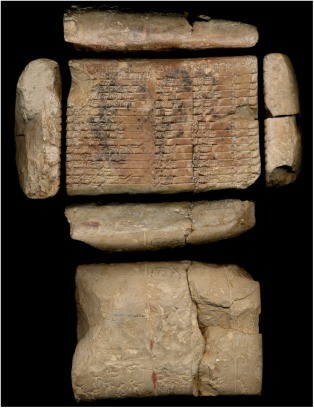 This Ancient Babylonian Tablet Proves the Greeks Did Not Invent Trigonometry