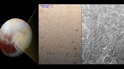 Scientists Uncover Evidence of Pluto's Ancient Glaciers