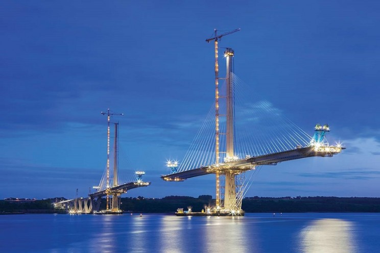 The Queensferry Crossing: An Early 21st Century Engineering Icon