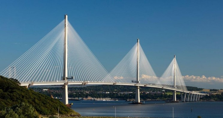Queensferry Crossing cable design