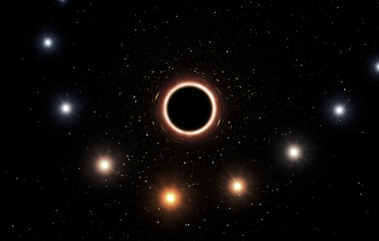 How Do We Capture Black Hole Images?