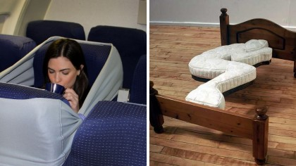 11 Of The Best/Worst Weird And Secretly Genius Sleep Gadgets