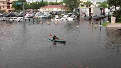 Hurricane Irma Has Left Florida Covered in Raw Sewage