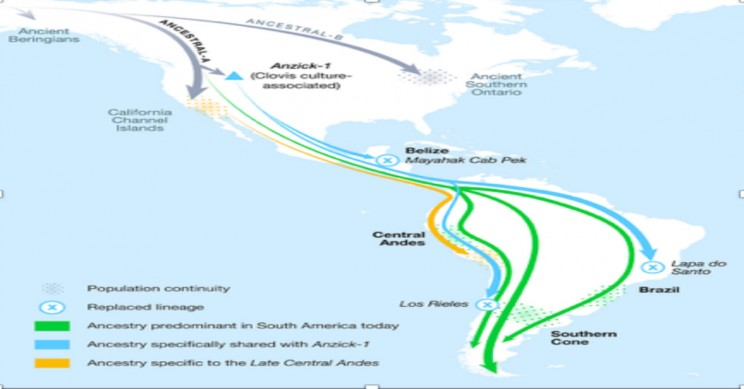 New Theory Reveals Who First Migrated Across the Americas