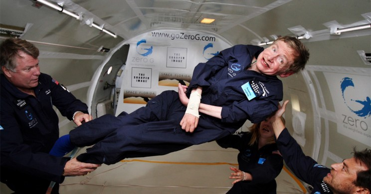 Stephen Hawking: Life of a Modern Day Genius