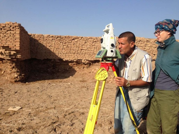 Declassified Spy Satellite Imagery Assists in the Discovery of an Ancient City in Iraq