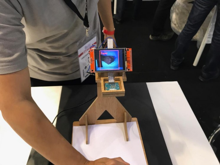 Spresense Sony Maker Faire Rome 2018