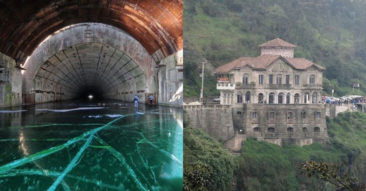 21 of the Most Creepy Abandoned Places and Their Stories
