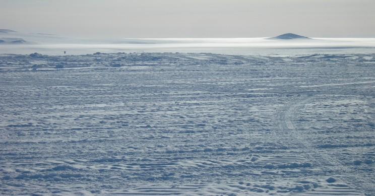 Colin O'Brady Journeys Across Antarctica Alone
