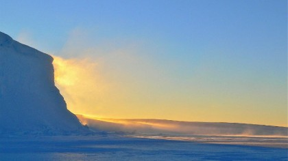 Scientists Race to Explore New Underwater World Exposed in Antarctica