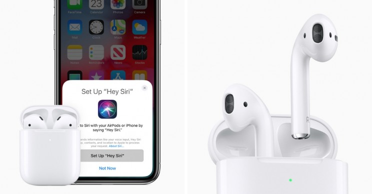 Apple Launches New Apple AirPods with Qi-Compatible Charging Solutions