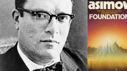 Isaac Asimov's Biography: The Pebble in the Sky