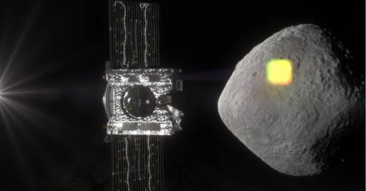 NASA Probe Reaches Asteroid Bennu Ready to Collect Samples