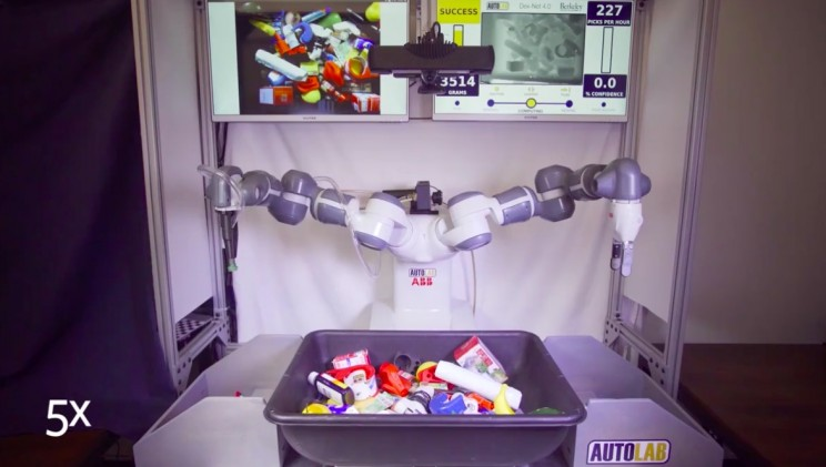 This Two-Armed Robot is the Most Nimble-Fingered Machine Ever Created