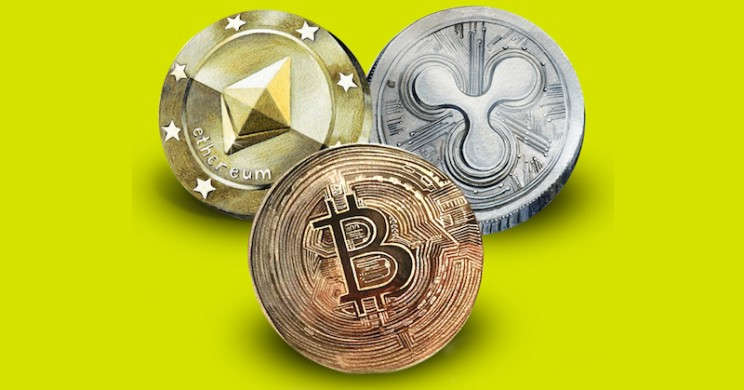 Cryptocurrencies Slowly Recover After Sell-off Panic, with Ripple Bouncing Back 65%