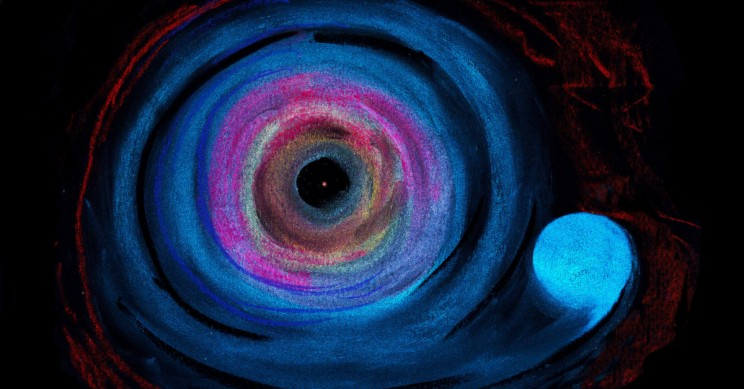 Scientists May Have Witnessed The Birth of a Black Hole For The First Time