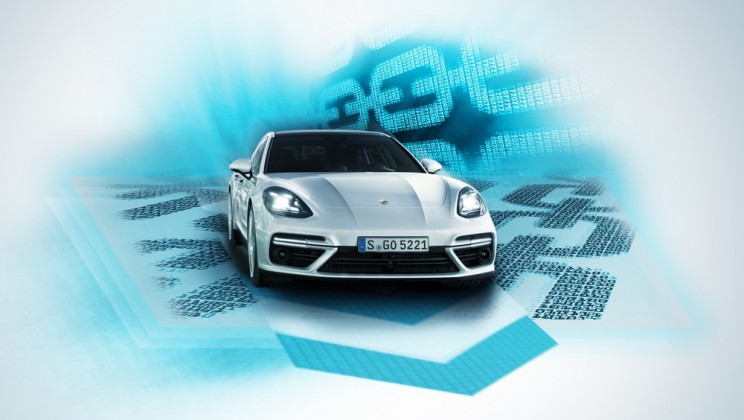Porsche Will Be the First Automobile Manufacturer to Implement Blockchain Technology in Its Cars