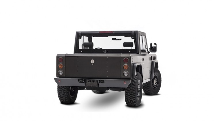 The World's First All-Electric Sport Utility Truck Is Here and It Looks Badass!
