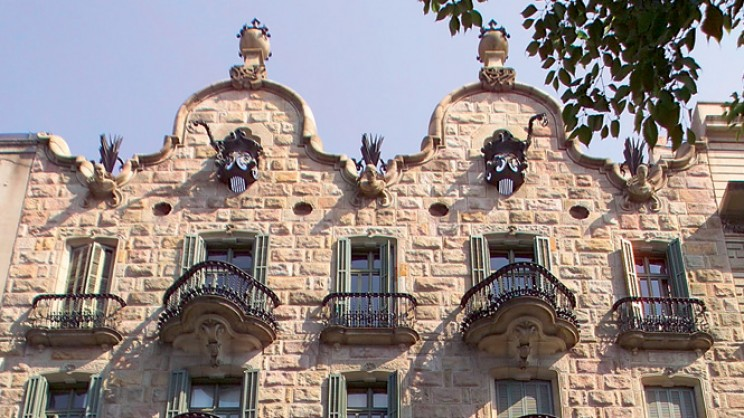 The Best Works of Antonio Gaudí in Barcelona