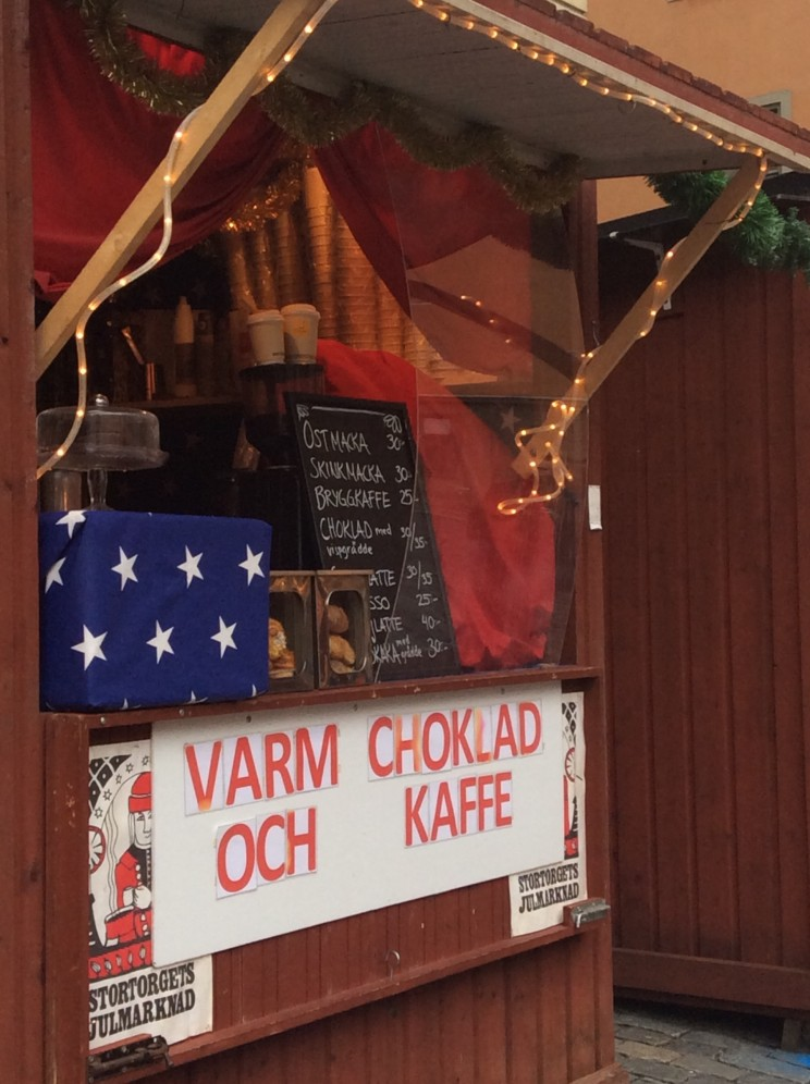 cashless Swedish market