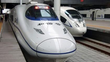 China to Resurrect the World's Fastest Train