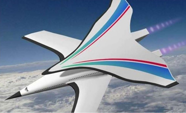 China is Working on a Hypersonic Plane That Could Take You From Beijing to NYC in Only 2 Hours