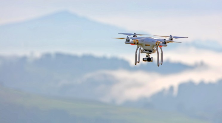 Smugglers in China Used Drones to Carry 15,000 iPhones Across the Border Each Night