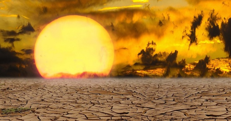 Climate Change Could Hit the 'Point of No Return' in 2035 Warn Scientists