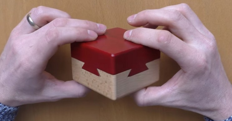 This Impossible Dovetail Puzzle Box Walkthrough Will Leave You Fascinated