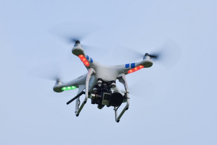 A Drone Just Hit a Passenger Plane in Canada