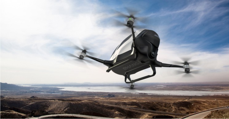 NASA And NetNav Use 3D Geolocation to Navigate Delivery Drones, Air Taxis