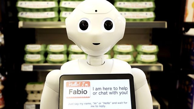 Robot Gets Fired from Supermarket Job for Scaring Customers Away